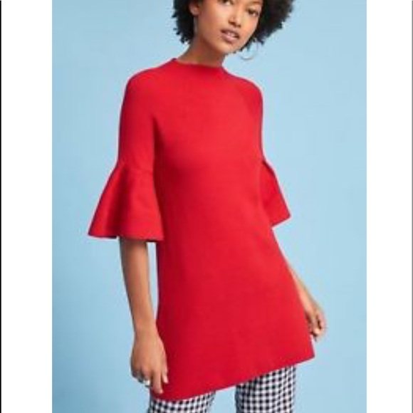 eaea565124a0 Anthropologie Tops - Anthropologie moth Chester bell sleeved tunic